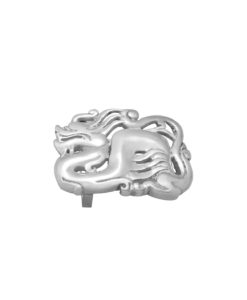 Fibbia Argento Silver 925 Made in Italy Handcrafted Alessandra Fontanelli Luxury Accessories BUUDRS